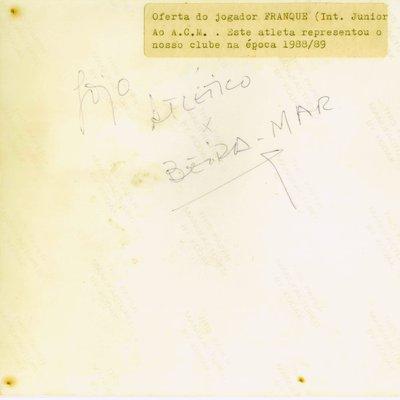 ACM Franque 1988/89