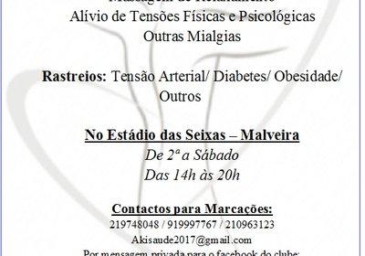 A. C. Malveira em parceria com AkiSaúde