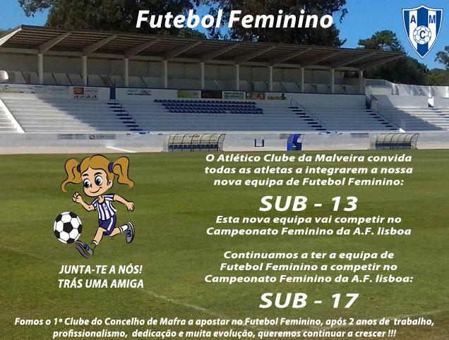 Atlético Clube da Malveira – Futebol Feminino