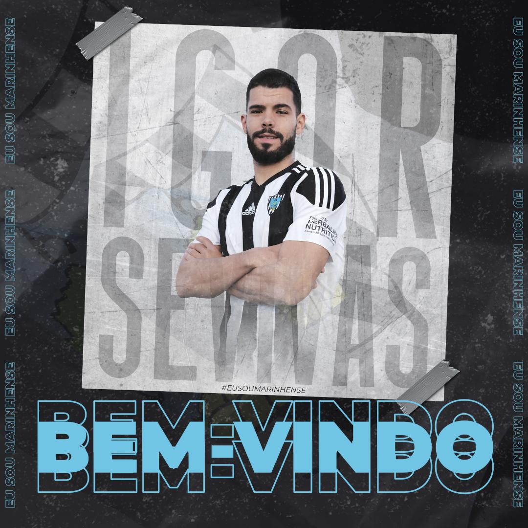 Bem-vindo Igor Sevivas!