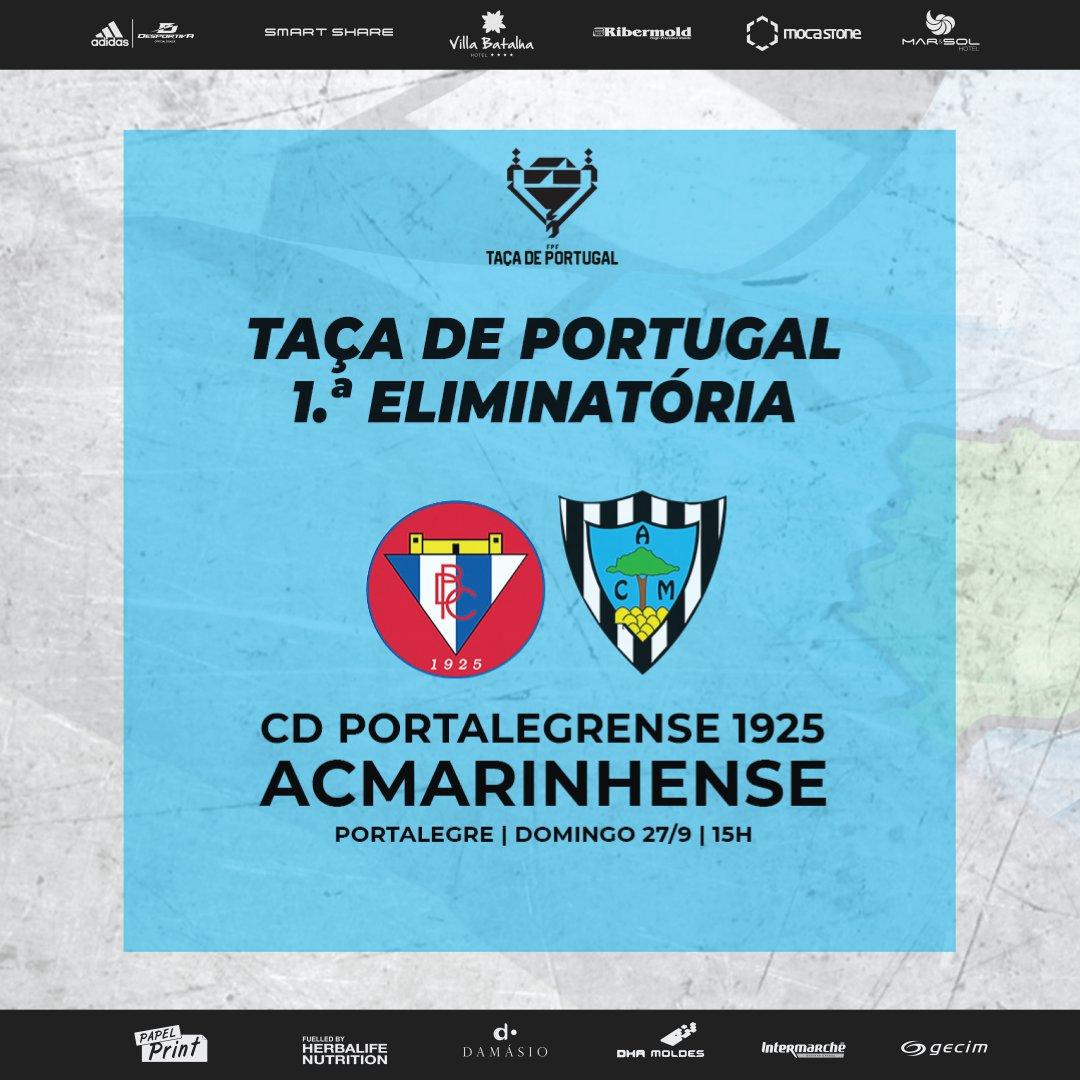 CD Portalegre 1925 0 - AC Marinhense 11