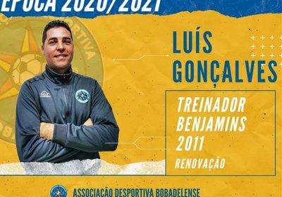 BENJAMINS 2011 - TREINADOR