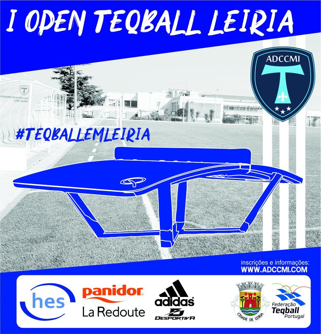 I Open TeqBall Leiria