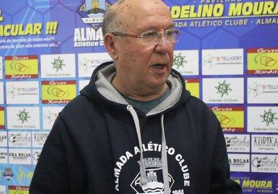 Andebol | Seniores | Mister António Santos no comando da equipa rumo à 1ª Divisão