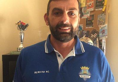 Andebol | Mister Bruno Pires é o novo treinador da equipa juvenis do Almada AC