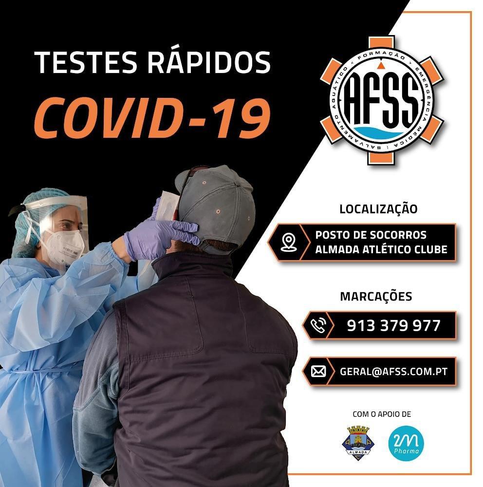 Teste Rápidos COVID19