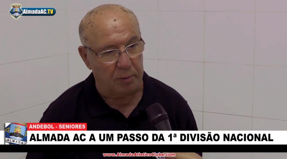Entrevista a Mister António Santos