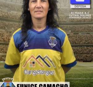 Futebol | Seniores Femininos | Eunice Camacho renovou com o Almada AC