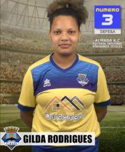 Futebol   Seniores Femininos   Gilda Rodrigues firma vinculo com o Almada AC para época 2020/21