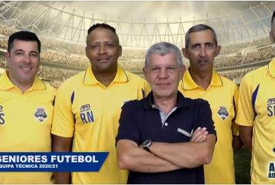 Futebol | Seniores | Bem-vindos ao Almada AC