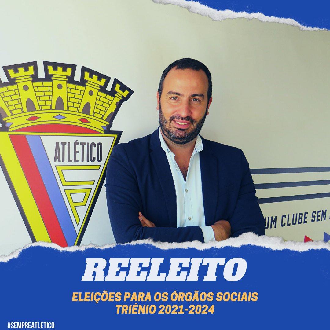 Reeleito: Ricardo Delgado