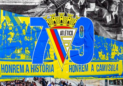 79 anos: Parabéns Atlético Clube de Portugal