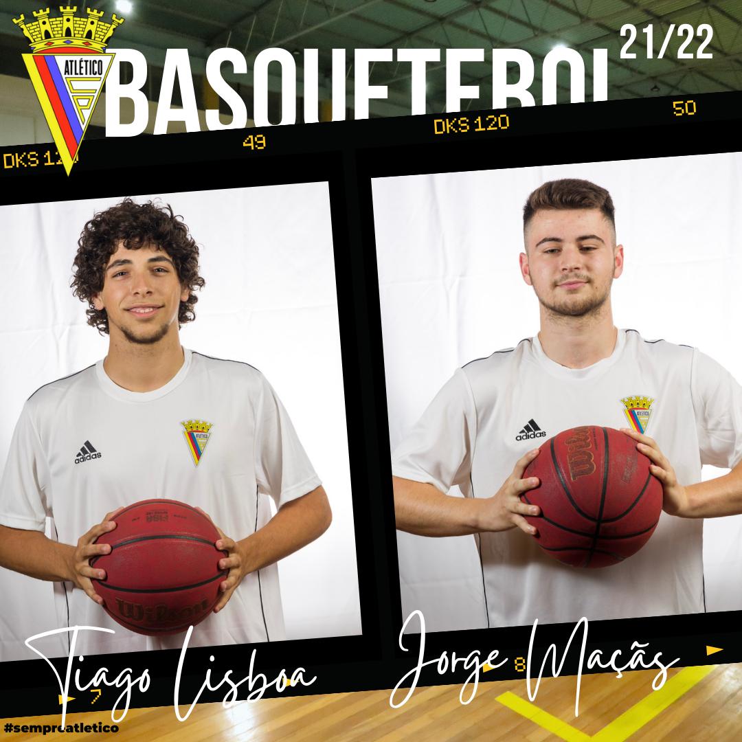 Plantel Basket 2021/22