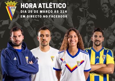 Hora Atlético - Capitães