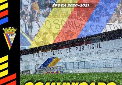 Futebol Formação à Atlético!