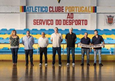 Comunicado - Futsal de regresso ao Atlético!