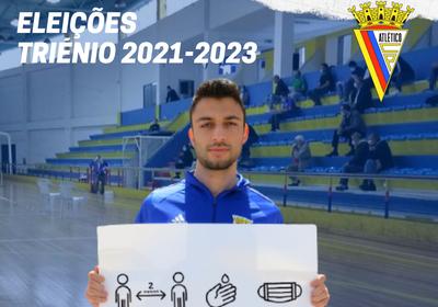 ELEIÇÕES TRIÉNIO 2021-2023
