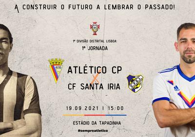 1ª Jornada Vs CF Santa Iria