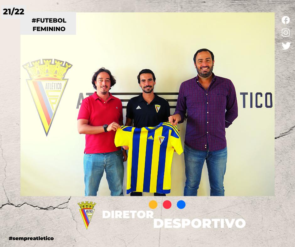 Director Desportivo - Tomás Gama