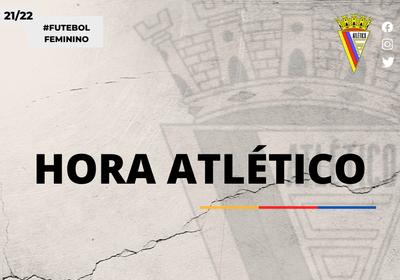 Hora Atlético - Tomás Gama, Director Desportivo
