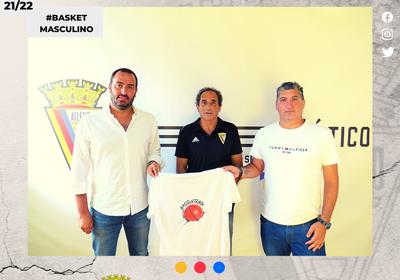 Novo Treinador - Orlando Marques