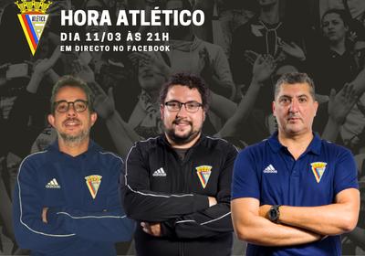 Hora Atlético - Formação