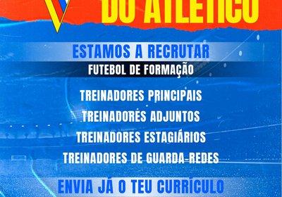 Futebol Formação - Recrutamento