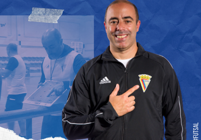 Futsal - Mister Rodrigo Barreiros renova