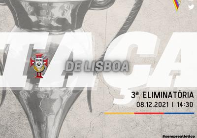 Taça de Lisboa - 3ª Eliminatória