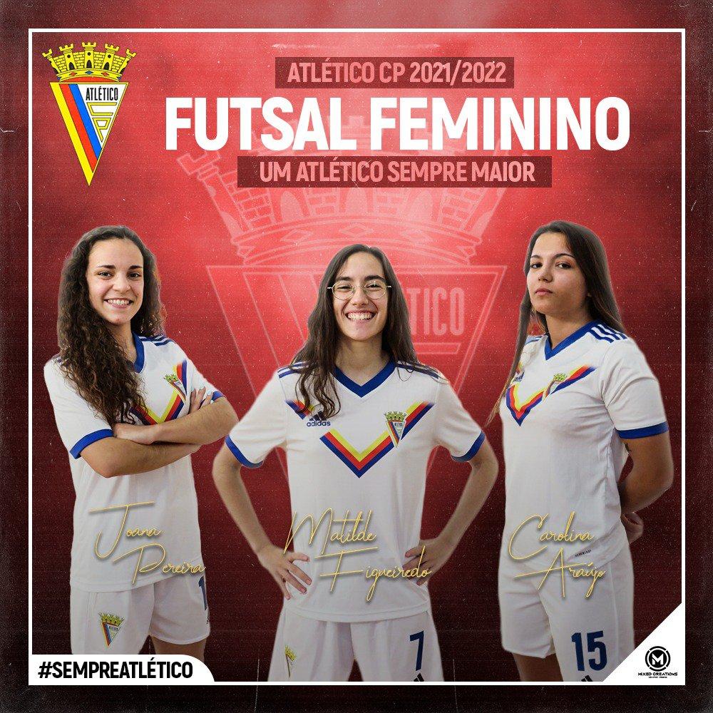 Contratação: Joana Pereira, Matilde Figueiredo e Carolina Araújo