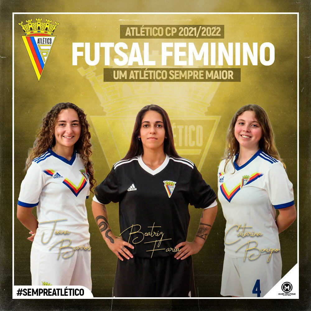 Contratação: Joana Barros, Beatriz Faria e Catarina Benigno
