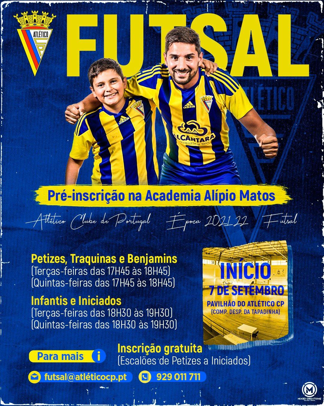 Futsal Formação