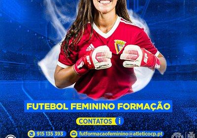 Open Day: Futebol Feminino
