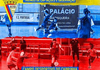 Futsal Formação - Captações