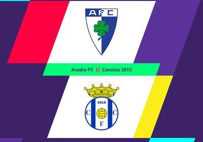 11 inicial do C.F. Canelas 2010