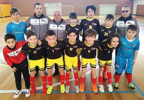 18ª Jornada do Campeonato Distrital de Futsal de Infantis