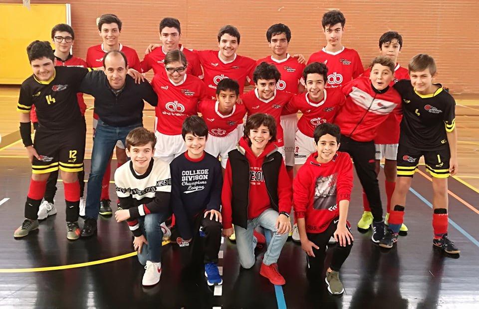 5ª Jornada do Campeonato Distrital de Futsal Iniciados 2ª fase