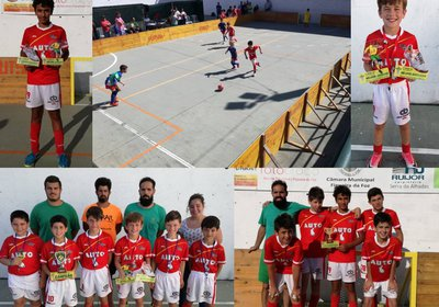 VI Torneio Futsal Street 3x3