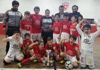 """2º Torneio de Futsal """"25 de Abril"""""""