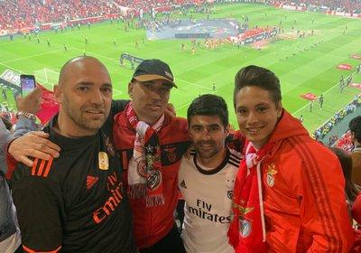 Sorteio Bilhete Benfica - Santa Clara