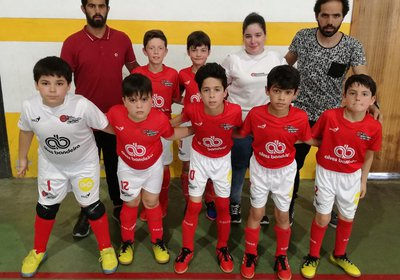 Torneio de Futsal Benjamins Vila Verde