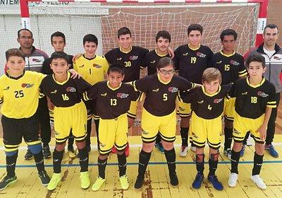 1ª Jornada do Campeonato Distrital de Futsal de Iniciados