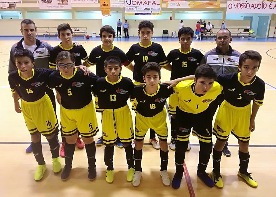 2ª Jornada do Campeonato Distrital de Futsal de Iniciados
