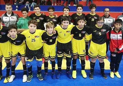 6ª Jornada do Campeonato Distrital de Futsal de Iniciados