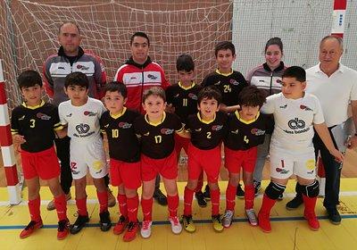 3ª Jornada do Campeonato Distrital de Futsal de Benjamins