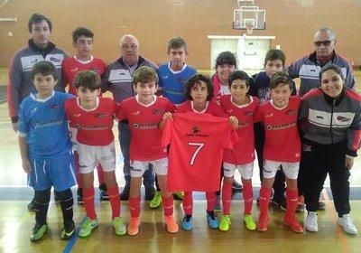 5ª Jornada do Campeonato Distrital de Futsal de Infantis