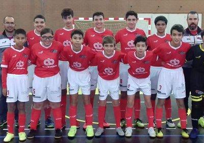 12ª Jornada do Campeonato Distrital de Futsal de Iniciados