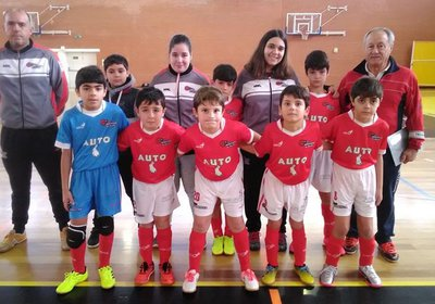 8ª Jornada do Campeonato Distrital de Benjamins de Futsal