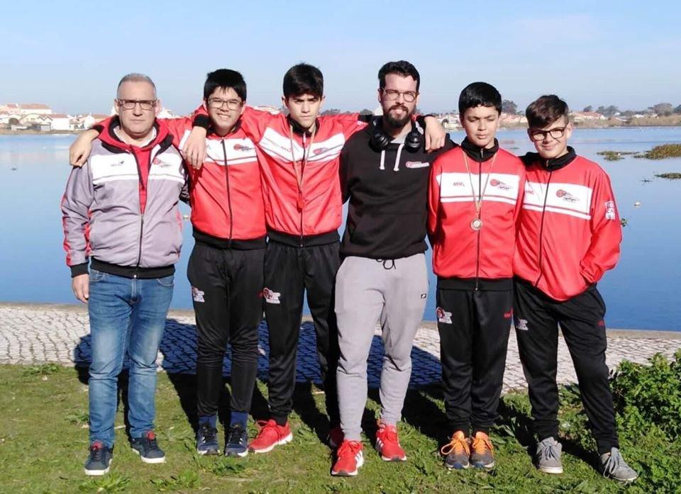 4ª Prova do Torneio Primeiras Remadas e Circuito Remo Jovem e Adaptado 2019/2020