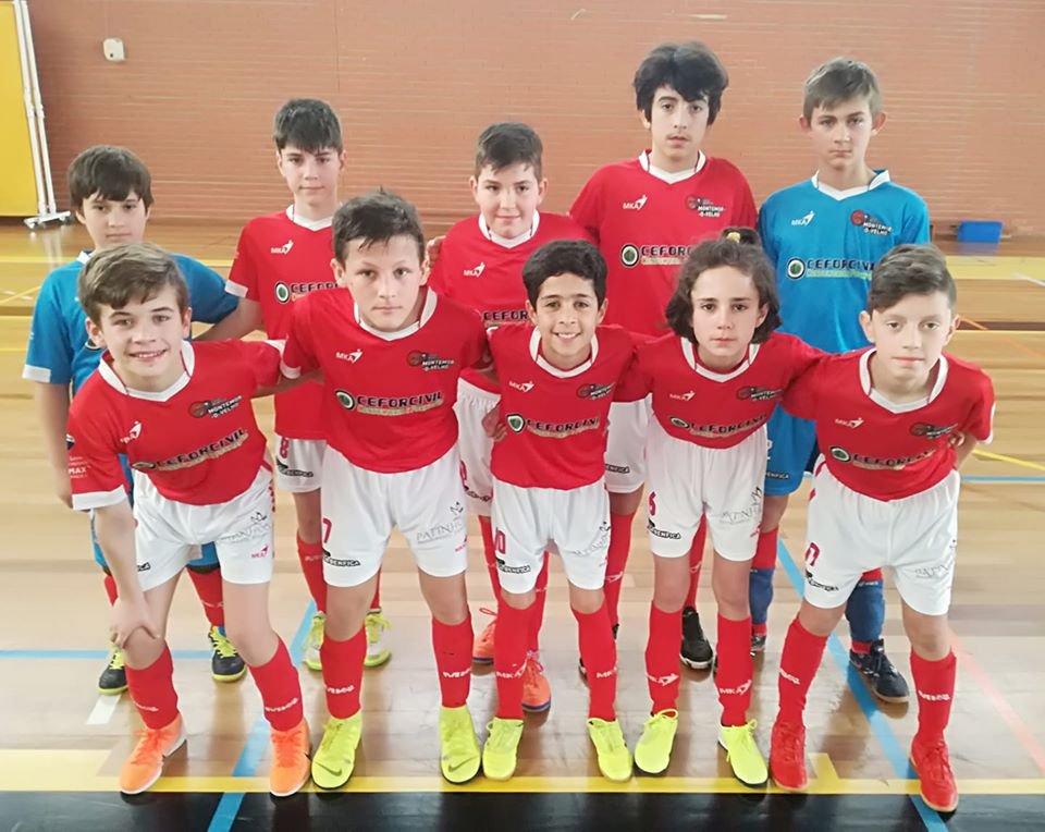 15ª Jornada do Campeonato Distrital de Futsal de Infantis